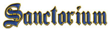 Sanctorium: the Card Game